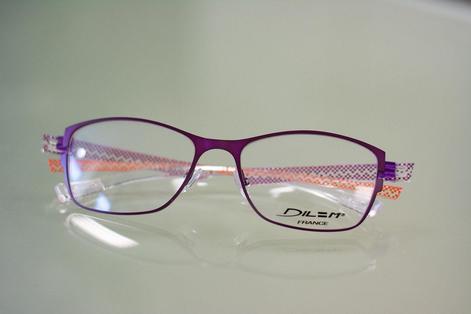 Schatz als seltenes Gut sehr schön absolut stilvoll Rhein-Neckar Auktion24 - Dilem - Brille mit auswechselbaren ...